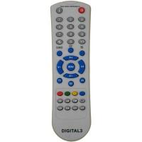 Nr.186/ DIGITAL3(IR589) pentru TV ORION, AEG