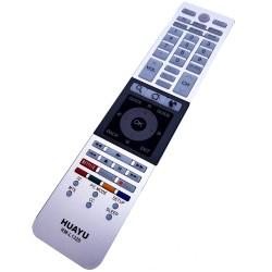 Nr.672/ RM-L1328 Telecomandă pentru LED/DVD/AUDIO TOSHIBA cu NETFLIX