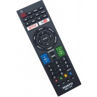 Nr.674/ RM-L1346 TELECOMANDA LED SHARP CU NETFLIX SI YUTUBE