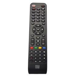 NR.692/ RC-4848 Telecomandă pentru LCD/LED HITACHI, TELEFUNKEN, DUAL, TELETECH, HORIZON, NEI cu NETFLIX