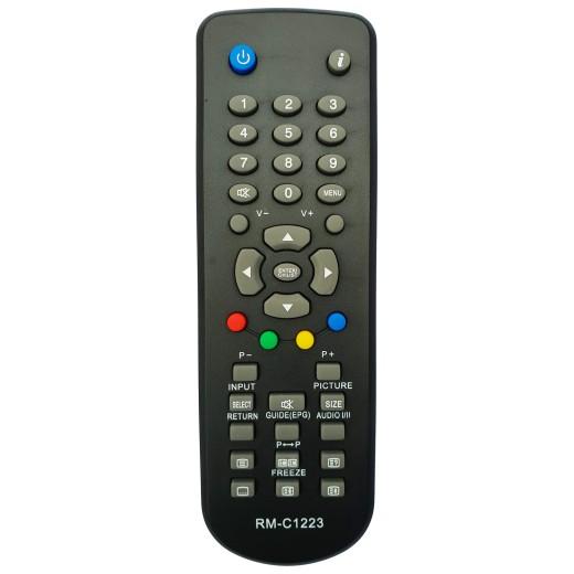 Nr.734/ RM-C1223 pentru LCD/LED JVC-ORION