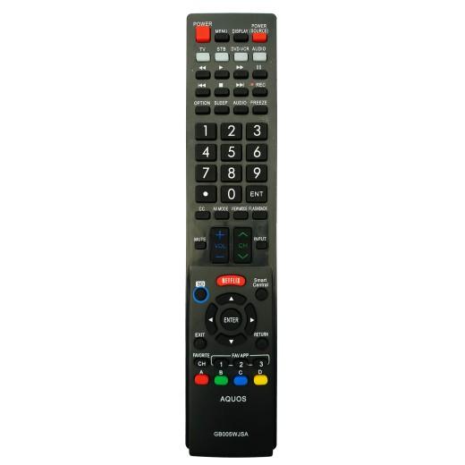 NR.738/ GB005WJSA pentru LCD/LED SHARP AQUOS cu Netflix