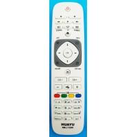 """Nr.740/ RM-L1125W Telecomandă pentru LCD/LED PHILIPS cu coduri SAA3010 și PHILIPS (POWER+TASTA""""1""""-SAA3010, POWER+TASTA""""2""""-PHILIPS)"""
