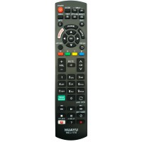 Nr.745/ RM-L1378 Telecomandă pentru LED/DVD PANASONIC cu NETFLIX și APPS
