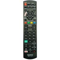 Nr.745/ RM-L1378 Telecomandă pentru LED/DVD PANASONIC cu NETFLIX și APPS pentru N2QAYB001109