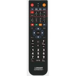 Nr.706/ CLR-79834-E4 Telecomandă programabilă 4 în 1
