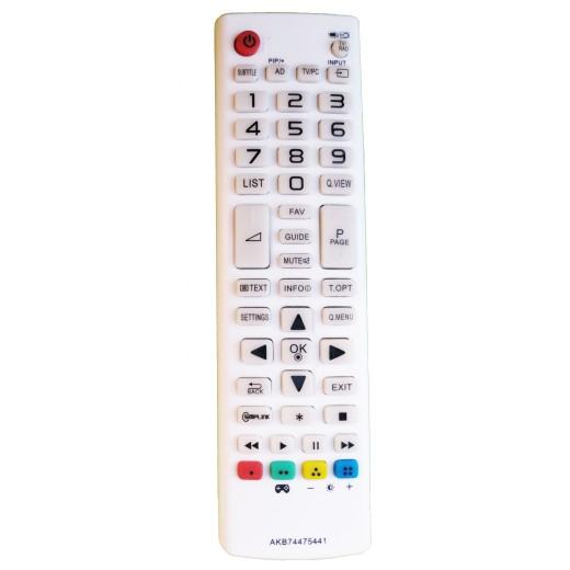 Nr.752/ AKB74475441/AKB73975794 Telecomandă pentru LCD/LED LG