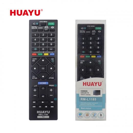 NR.744/ RM-L1185 Telecomandă pentru LED SONY SMART TV 3D echivalentă cu RM-YD092, RM-ED054, RM-ED062