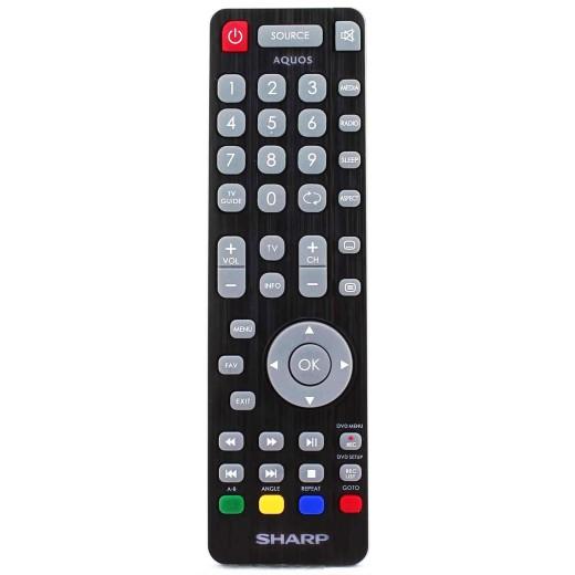 NR.784/  SHW/RMC/0118N TELECOMANDA ORIGINALA SHARP RF (RADIO)