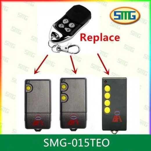 SMG-015TEO TELECOMANDA RECEPTOARE AUTOMATIZARI PENTRU DESCHIDERE PORTI BFT TEO1,TEO2, TEO4