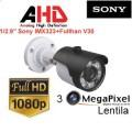 UV-AHDBH517/ Camera supraveghere full AHD(2.1 Mpixeli)de exterior/interior pentru 25 metri pe timp de noapte cu cipset SONY Exmore