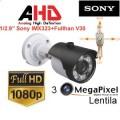 UV-HDBH517 Camera supraveghere AHD/CVI/TVI/Analog 4 In 1(2 Mpixeli)de exterior/interior pentru 25 metri pe timp de noapte cu cipset SONY