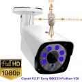 UV-HDBH526 Camera supraveghere  AHD/CVI/TVI/Analog 4 In 1 de exterior/interior pentru 20 metri pe timp de noapte cu cipset SONY