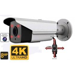 UV-HDBK525/ Cameră de supraveghere de exterior  4 în 1 AHD/TVI/CVI/CVBS  (8 Mpixel/4K) pentru 40 metri pe timp de noapte