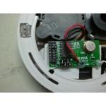 WL-168W Detector fum Wireless adresabil compatibil cu  sistemele de alarma chinezesti in 433 mhz