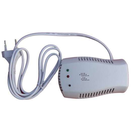 WL-918W Detector Gaz Wireless compatibil cu  sistemele de alarma chinezesti in 433 mhz