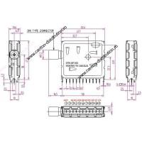 DT5-BF18B/ SELECTOR TV ANGLIA, DAEWOO