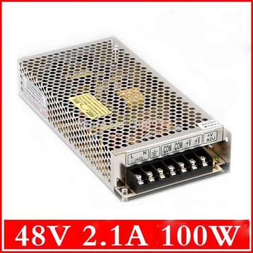 """S-100-48/ SURSA ALIMENTARE TIP """"OPEN FRAME"""" 48V/2.15A"""