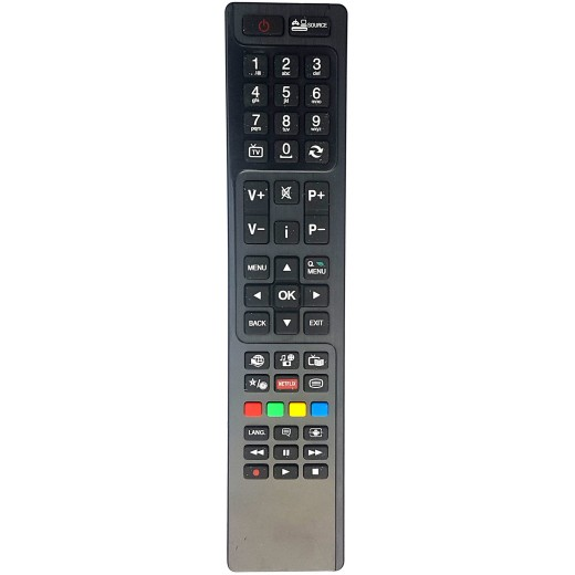 Nr.647/ RC4848 LCD SHARP CU NETFLIX