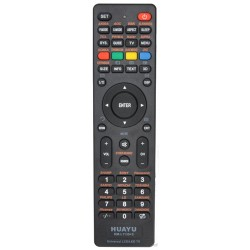 Nr.681/ RM-L1130+8 Telecomandă universală pentru LCD/LED/HD TV