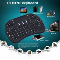 I8/ telecomanda cu tastatura si touchpad mouse wireless 2.4ghz