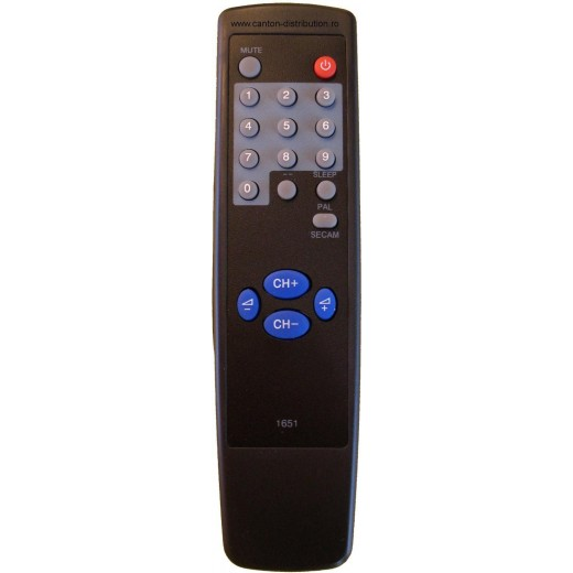 P1651/ (IR268, SUPERTEL:501) Telecomandă pentru ORION