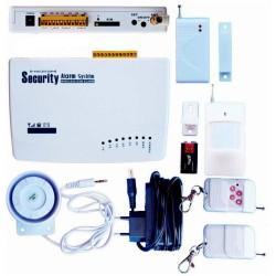 WL-GSM-SX/ SISTEM ALARMA GSM WIRELESS CU 6 ZONE WIRELESS(FARA FIR)