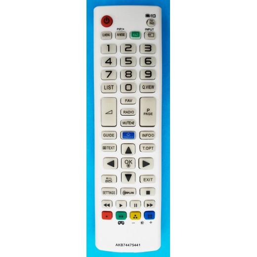 Nr.752/ AKB74475441/AKB73975794 TELECOMANDA LCD-LED LG