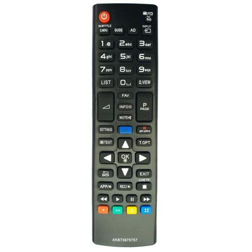 Nr.753/ AKB73975757-(AKB74475404-AKB73975709-AKB73975728) Telecomandă pentru LCD/LED LG