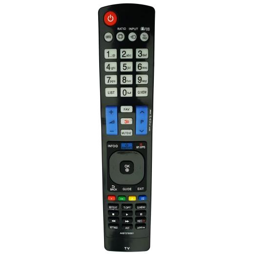 NR.754/ AKB73756561 Telecomandă pentru SMART LCD/LED LG cu 3D