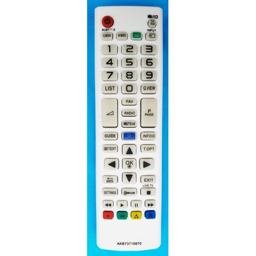 NR.755/AKB73715670 pentru Smart  LCD/LED LG