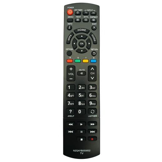 Nr.762/ N2QAYB000832 Telecomandă pentru LED PANASONIC